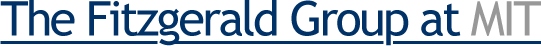 Fitzgerald Group at MIT logo